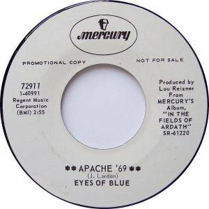 Cover - Eyes Of Blue: Apache '69