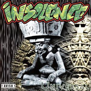 Cover - Insolence: Universal