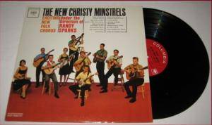 Cover - New Christy Minstrels: Exciting New Folk Chorus