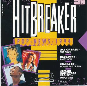 Cover - Fun-Tomas: Hitbreaker - Pop News 2/94