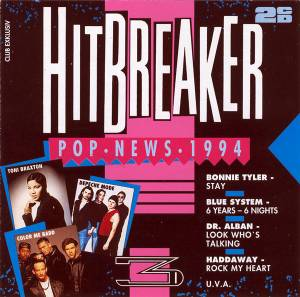 Cover - Natascha Wright: Hitbreaker - Pop News 3/94