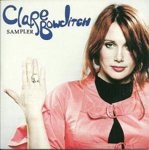 Cover - Clare Bowditch: Clare Bowditch Sampler