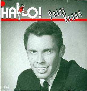 Cover - Peter Kraus: Hallo!