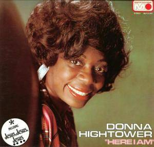 Cover - Donna Hightower: Here I Am
