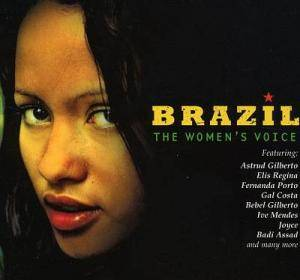 Brazil - The Woman's Voice - Cover