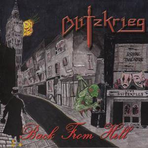 Blitzkrieg: Back From Hell - Cover