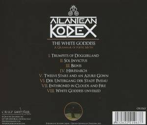 Atlantean Kodex: The White Goddess (CD) - Bild 2