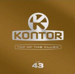 Kontor - Top Of The Clubs Vol. 43 - Cover