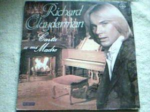 Cover - Richard Clayderman: Carta A Mi Madre