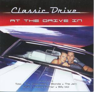 Classic Drive - At The Drive In - Cover