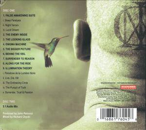 Dream Theater: Dream Theater (CD + DVD) - Bild 2