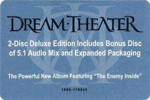 Dream Theater: Dream Theater (CD + DVD) - Bild 8