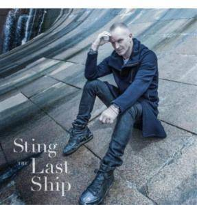 Sting: Last Ship, The - Cover
