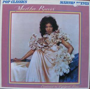 Cover - Martha Reeves: Martha Reeves