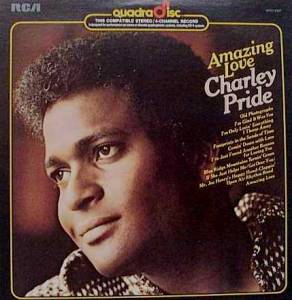 Cover - Charley Pride: Amazing Love