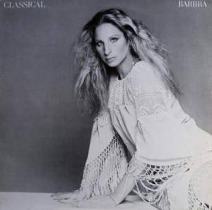 Barbra Streisand: Classical Barbra - Cover
