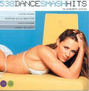 Cover - Alcazar: 538 Dance Smash Hits - Summer 2002