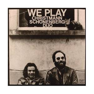 Cover - Christmann-Schönenberg-Duo: We Play