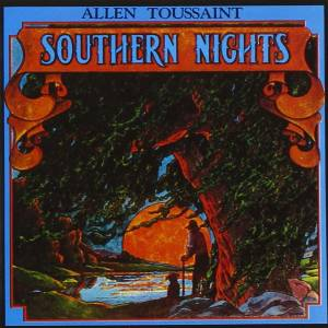 Cover - Allen Toussaint: Southern Nights