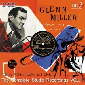 Glenn Miller: Complete Studio Recordings Vol. 1, The - Cover
