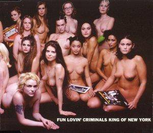 Fun Lovin' Criminals: King Of New York - Cover
