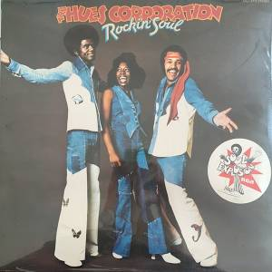 Cover - Hues Corporation: Rockin´soul