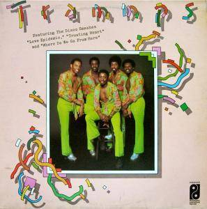 Cover - Trammps, The: Trammps