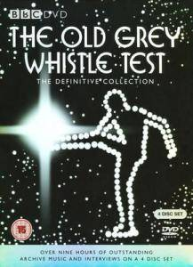 Old Grey Whistle Test - The Definitive Collection, The - Cover