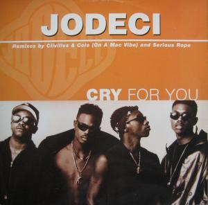 Jodeci: Cry For You - Cover