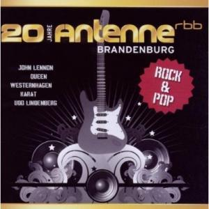 20 Jahre Antenne Brandenburg - Pop & Rock - Cover