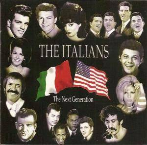Cover - Annette Funicello: Italians - The Next Generation, The