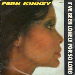 Cover - Fern Kinney: I've Been Lonely For So Long