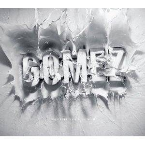 Cover - Gomez: Whatever's On Your Mind