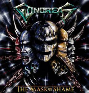 Gonoreas: Mask Of Shame, The - Cover