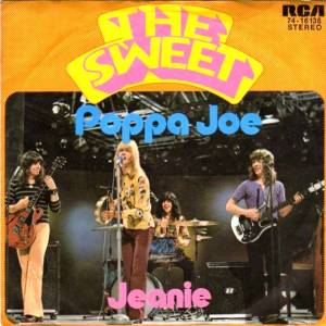 "The Sweet: Poppa Joe (7"") - Bild 1"