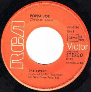 "The Sweet: Poppa Joe (7"") - Bild 2"