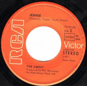 "The Sweet: Poppa Joe (7"") - Bild 3"