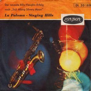 Billy Vaughn & His Orchestra: Paloma, La - Cover