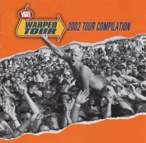 Cover - Too Rude: Warped Tour 2002 Compilation