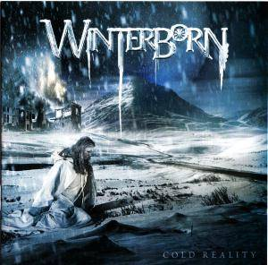 Winterborn: Cold Reality - Cover