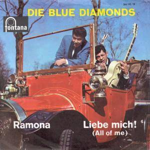 Blue Diamonds: Ramona - Cover