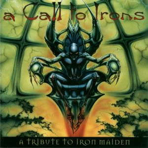 Cover - New Eden: Call To Irons - A Tribute To Iron Maiden, A
