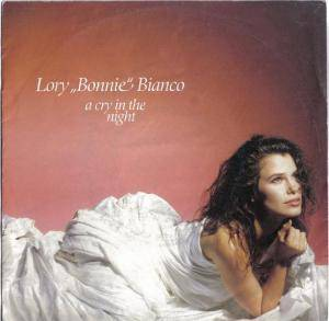 "Lory ""Bonnie"" Bianco: Cry In The Night, A - Cover"
