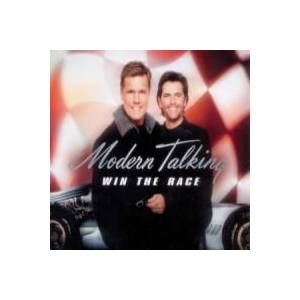 Modern Talking: Win The Race - Cover
