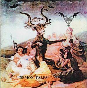 Mortem: Demon Tales - Cover