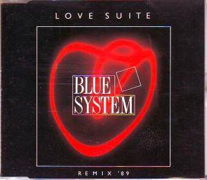 Blue System: Love Suite - Cover