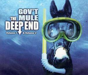 Gov't Mule: The Deep End Vol. 1 & Vol. 2 (3-CD) - Bild 1