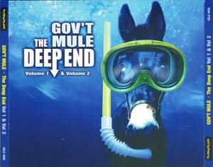 Gov't Mule: The Deep End Vol. 1 & Vol. 2 (3-CD) - Bild 6