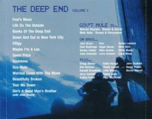 Gov't Mule: The Deep End Vol. 1 & Vol. 2 (3-CD) - Bild 8
