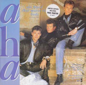 a-ha: Blood That Moves The Body, The - Cover